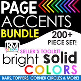 Page Accents Mega Bundle - Seller's Toolkit Clipart