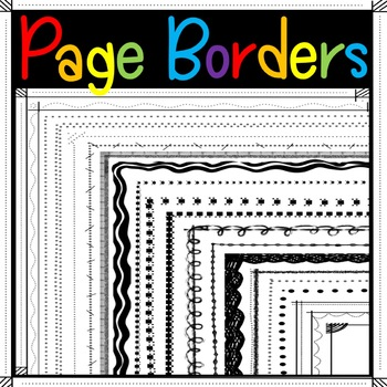 Page Borders!