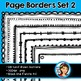Page Borders (26 images) Set 2