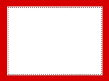 Page Borders - Dash