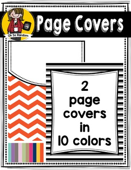 Page Covers  | CU