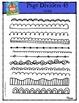 Page Dividers 45 {P4 Clips Trioriginals Digital Clip Art}