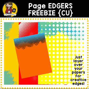 Page Edgers FREEBIE Set {CU}