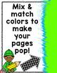 Page Edgers Set 10 {CU}