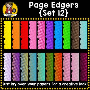 Page Edgers Set 12 {CU}