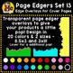 Page Edgers Set 13 {CU}