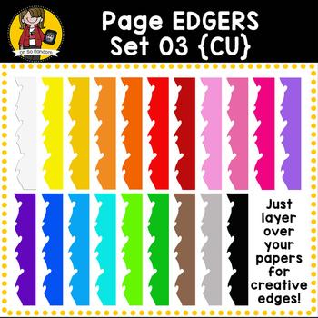 Page Edgers Set 3 {CU}