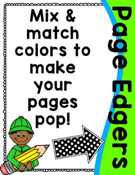 Page Edgers Set 4 {CU}