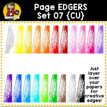 Page Edgers Set 7 {CU}