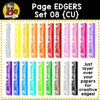 Page Edgers Set 8 {CU}