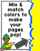 Page Edgers Set 9 {CU}