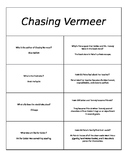 "Page Turners/Book Battles for ""Chasing Vermeer"" and ""The W"