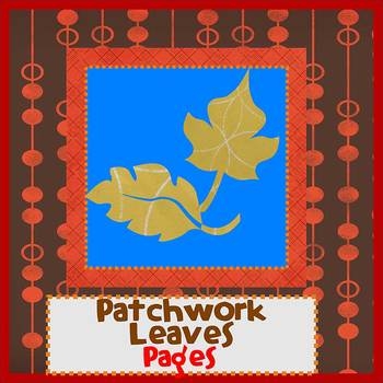 Pages - AUTUMN PATCHWORK theme - Newsletter Template