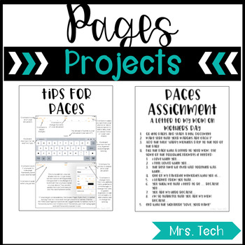 Pages Projects