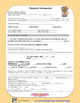 Página de Información de Principio del Año - BOY Informati