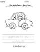 Páginas para Colorear - Coloring Pages - Word search puzzl