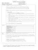 Paideia Seminar Lesson Plan Template
