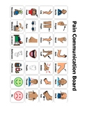 Pain Communication Board/ AAC