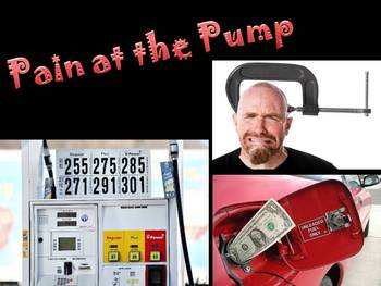 Pain at the Pump - Middle School practical math (Common Core conditioning)