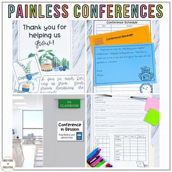 Making Parent-Teacher Conferences Painless Conferences