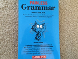 Painless Grammar (Writing Reference Book)