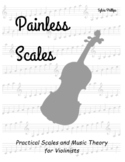 Painless Scales Scalebook