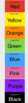 Paint Bottle Labels