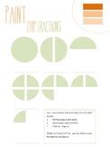 Paint Chip Fractions
