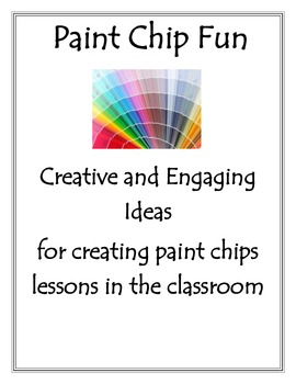 Paint Chip Fun