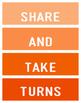 Paint Chip Motivational Poster Set, 8.5x11 in., 18 posters + 6 bonus templates