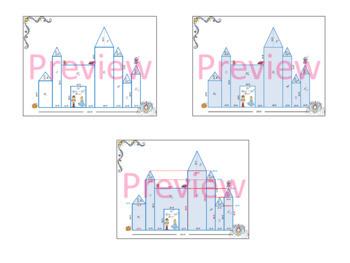 Area of Composite Figures: Paint Cinderella's Castle