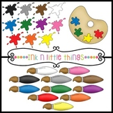 Paint Clip Art - Color Clip Art
