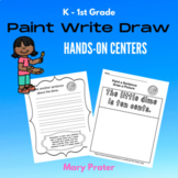 Paint, Draw, Write!
