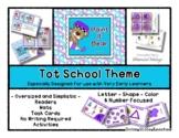 Paint It Bear - Grow With Me Little Bear Tot School - 1 &