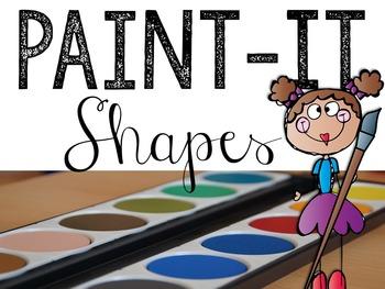 Paint-It: Shapes