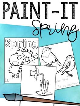 Paint-It: Spring