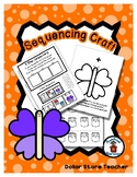 Paint Mixing - The Purple Butterfly - Sequencing Reader Mat & Craft Page