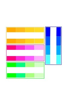 Paint Palette Labels