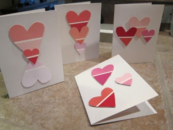 Paint Swatch Cards