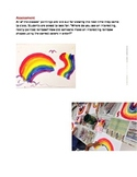 Paint a Rainbow- Color Wheel lesson for grades 2-3