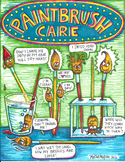 PaintBrush Care Poster