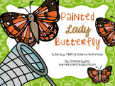 Painted Lady Butterfly {Supplemental FOSS Unit}