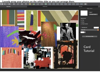 Painters Eleven Canada Abstract Art + Visual MC Test = 208 Slides