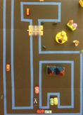 Painter's Tape Portable Mini-City