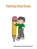 Painting Final Exam