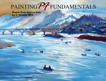 Beginner Fine Art Painting Lesson