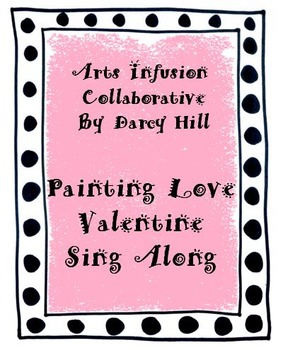 Painting Love: Valentine's Day Music Sing Along mp4 File