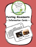 Painting Movement Cards