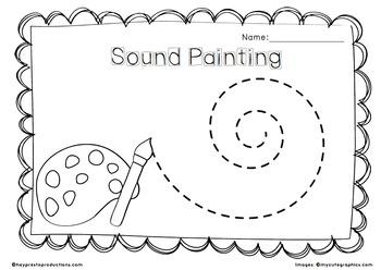 Painting Sounds Vocal Exploration