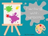 Painting With Numbers: Counting and Cardinality Centers an